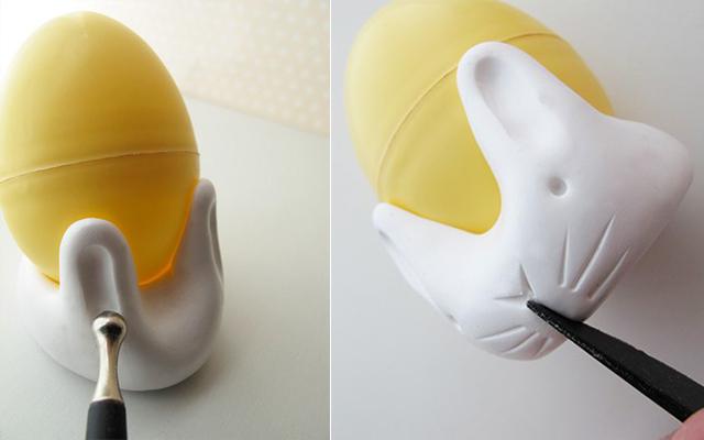 подставки для яйц своими руками 3