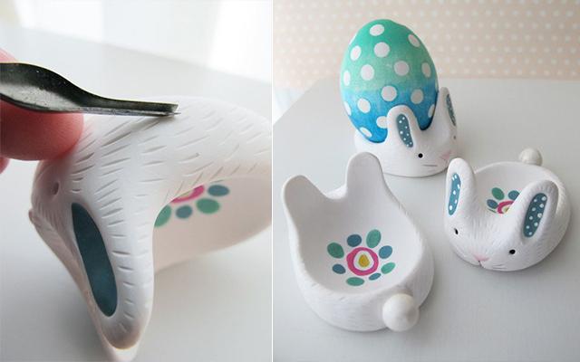подставки для яйц своими руками 5