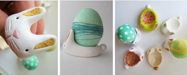 подставки для яйц своими руками 6