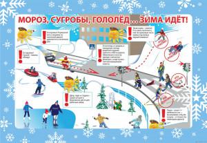 Памятка Зимние каникулы